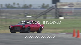 Total Cost Involved Camaro entered in the Falken Tires Super Chevy Muscle Car Challenge