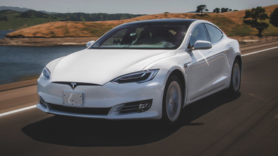 Video Thumbnail For Did You Hear Motortrend Drove A Model S From The Bay To