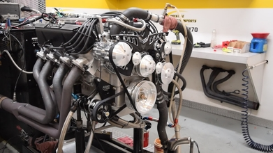 Art & Science: Building a Wicked & Beautiful Ford FE! - Hot