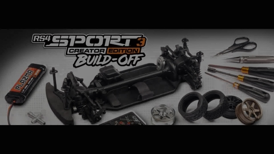 HPI Racing Creator Edition  Build-Off Week 4