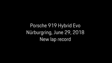 We Were There to Witness Porsche Shatter the Nürburgring Lap