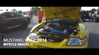 2016 Mustang Week MM&FF Pro Dyno Battle at the Beach