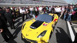 Corvette C7R Wins 2016 Rolex 24 at Daytona