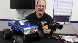 Traxxas Bigfoot #1 Monster Truck