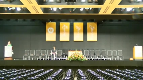 Thumbnail for entry 2017 Albany Commencement