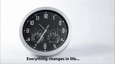 Thumbnail for entry Change- Digital Storytelling