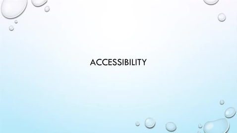 Thumbnail for entry OER Bootcamp 3-4 - OERs and Accessibility