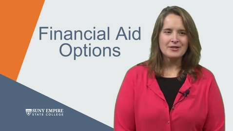 Thumbnail for entry Financial Aid Options