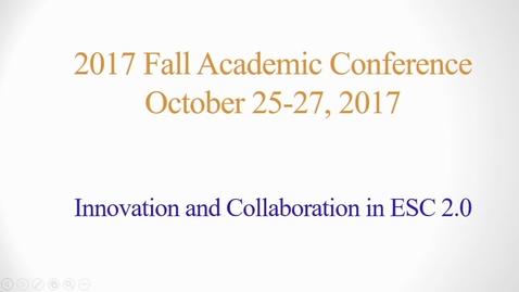 Thumbnail for entry David Bejou Plenary 2017 FAC