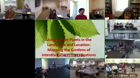 Thumbnail for entry Native Plants
