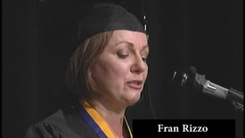 Thumbnail for entry 2009 Commencement Ceremony - Fran Rizzo