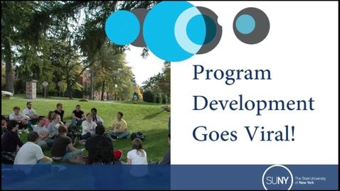 Thumbnail for entry Registered Programs