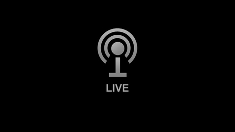 Thumbnail for entry ESC-TV Live - Public