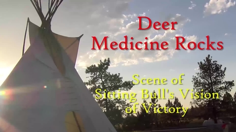 Thumbnail for entry deer medicine rocks.mp4