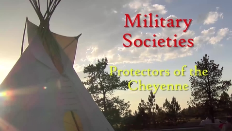 Thumbnail for entry Military Societies