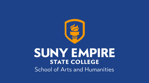 Thumbnail for entry SUNY Empire - 2020 Winter Commencement - School of Arts & Humanities