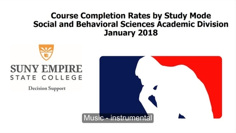 Thumbnail for entry Mode of Study Webinar - Social and Behavioral Sciences