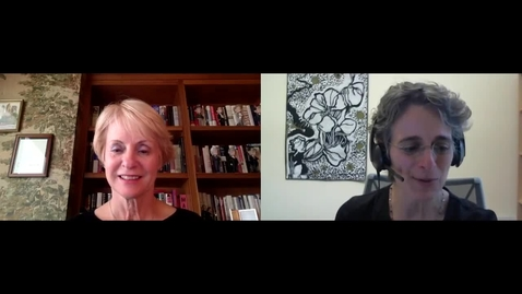 Thumbnail for entry Sue Epstein and Marcy McGinnis for Women in Management