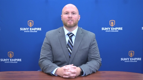 Thumbnail for entry Human Resources - Online Orientation 2021 - Kyle Parker