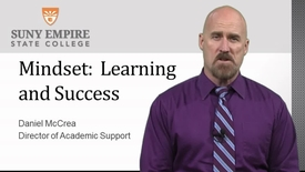 Thumbnail for entry Mindset: Learning and Success - Video 2