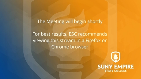Thumbnail for entry Complete Count Committee Meeting 10-8-2019
