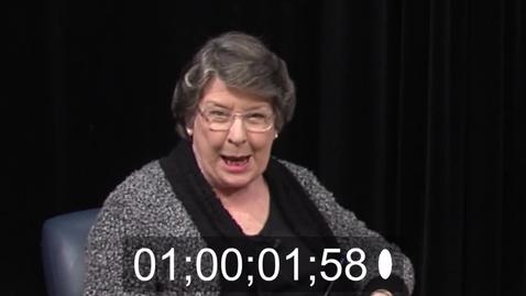 Thumbnail for entry Ann Becker stream