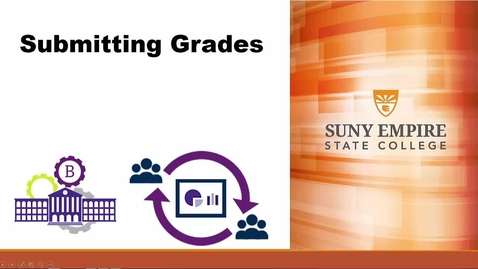 Thumbnail for entry Banner Training: Submitting Grades