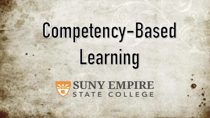 Introduction to Competency Based Learning