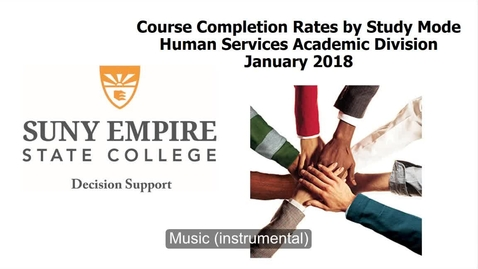 Thumbnail for entry Mode of Study Webinar - Human Services