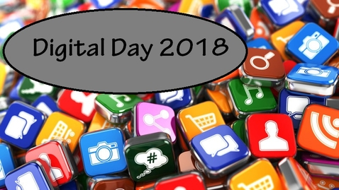Thumbnail for entry Technology in the Arts - How Digital Presence Benefits our Educational Purpose - Wednesday, January 10, 2018 11.15.12 AM Digital Day 2018