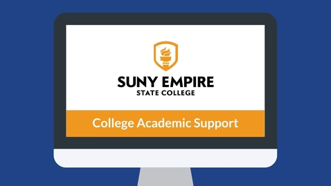 Thumbnail for entry Orientation-Resources-Academic-Support