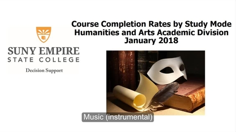 Thumbnail for entry Mode of Study Webinar - Humanities and Arts.wmv