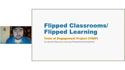 Thumbnail for entry Flipped Learning Webinar - 02/02/2017