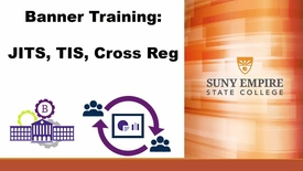 Thumbnail for entry Banner Training: JITS, TIS, and Cross Reg Forms in Sharepoint - Quiz