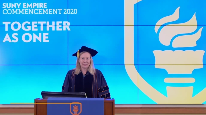 Thumbnail for channel 2020 Commencement Videos