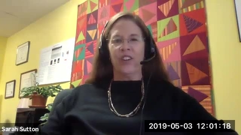 Thumbnail for entry ERM Expert Video Lectures - Heather Joseph on OA