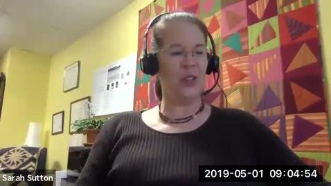 Thumbnail for entry ERM Expert interviews - Rachel Erb on licensing