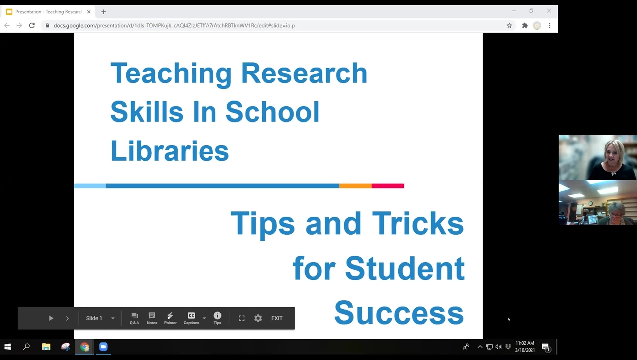 Teaching Research Skills In School Libraries - Tips and Tricks for Student Success