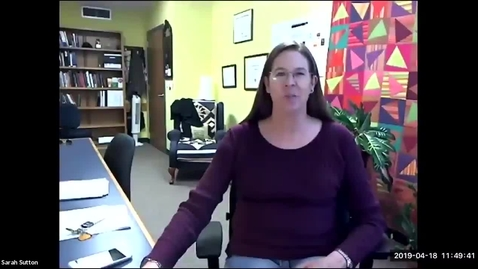 Thumbnail for entry ERM Expert videos - Sarah Sutton on Core Competencies for E-Resources Librarians
