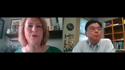 Thumbnail for entry SLIM Virtual Event - Dr. Blanche Woolls (SLIM Faculty Q&A)