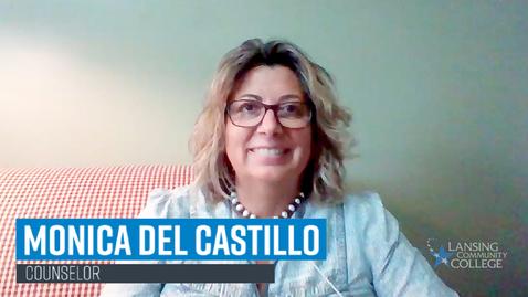 Thumbnail for entry Counselor Monica Del Castillo