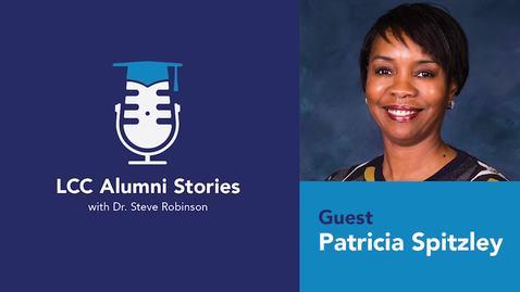 Thumbnail for entry LCC Alumni Stories - Patricia Spitzley