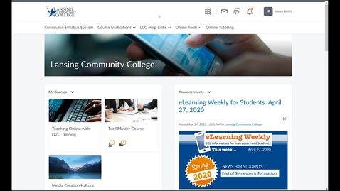 Thumbnail for entry How to edit Captions in D2L