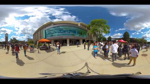 Party with the Prez: A quick 360-degree look