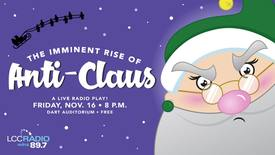 Thumbnail for entry WLNZ presents The Imminent Rise of Anti-Claus