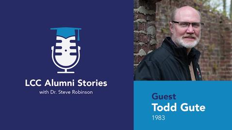 Thumbnail for entry LCC Alumni Stories - Todd Gute