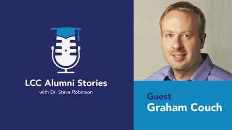 Thumbnail for entry LCC Alumni Stories - Graham Couch