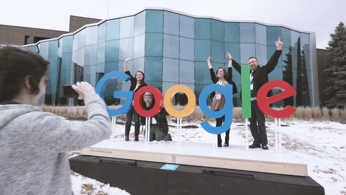 Grow with Google at LCC