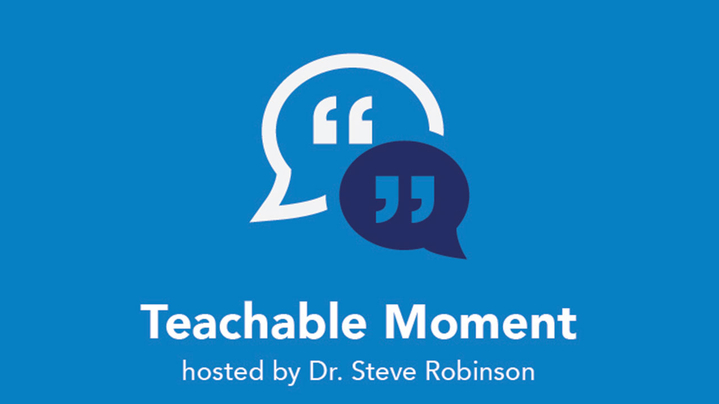 Thumbnail for channel Teachable Moment