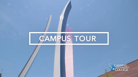 Thumbnail for entry Orientation Campus Tour